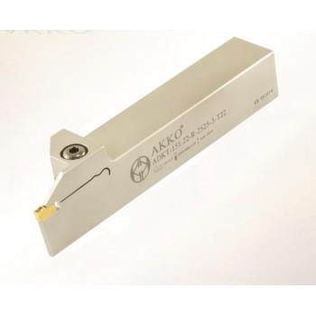 AKKO Planfräser für Wendeplatten SANDVIK R290-T3