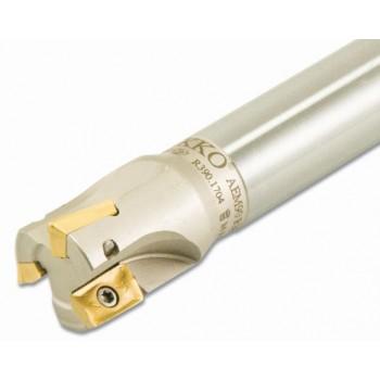 Schaftfräser für WSP Typ SANDVIK AEM90-R390.11-D20-W20-L150-Z03-H