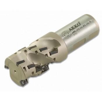 Igelfräser für Wendeplatten Typ APKT1003 AHM90-AP10-D25-W25-L105-Z0208