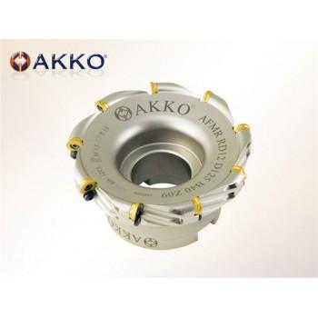 AKKO Planfräser für Wendeplatten Typ RD..1003