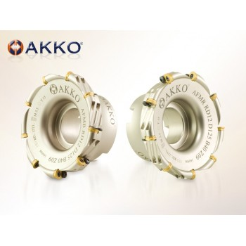 AKKO Messerkopf für Wendeplatten Typ RC.. 12T3