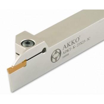 AKKO Stechhalter Kompatibel für Stechplatten Typ KORLOY MGMN